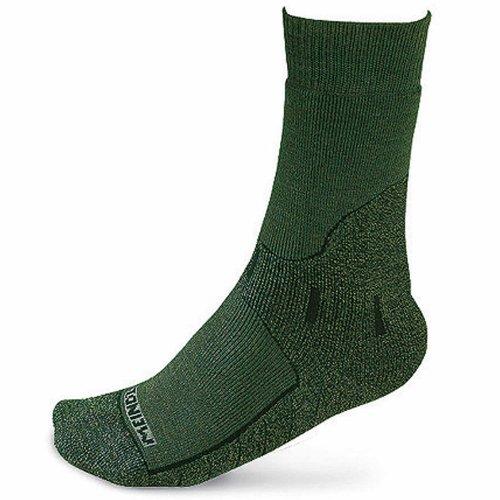 Meindl Unisex Socken, Loden, 40-42