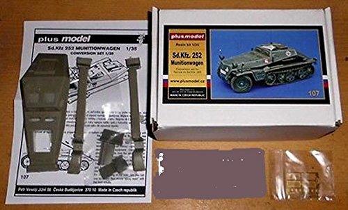 Plus-Model 107 - Sd.Kfz 252 Munitionswagen für Tamiya Bausatz