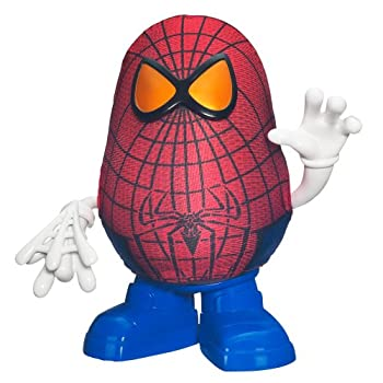 Mr Potato Head the Amazing Spider-Man Spud Toy