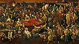 JINZUO Puzzle Personalizado 3D Infantiles 8 Años Educa Madera Adultos Arte Paisajes Placeres Decoracion Regalos Para Mujer Discuta La Comedia Divina Con Dante-1000 piezas