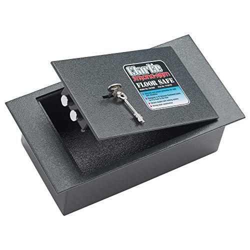 CLARKE suelo seguridad con llave con cerradura 4,4 litros