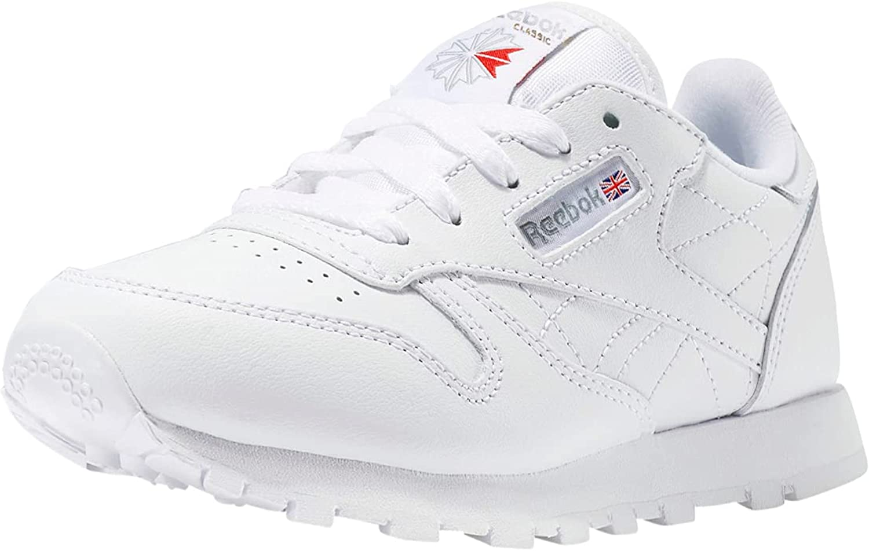Reebok Little Nashville-Davidson Mall Kid Sneaker Excellence Leather Classic