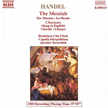 HANDEL: Messiah (Choruses)