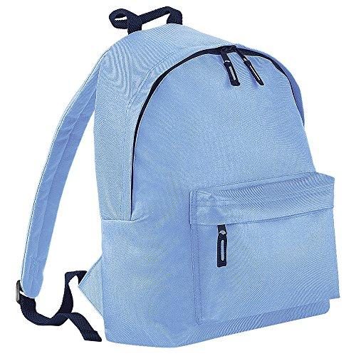 BagBase Fashion Rucksack, 20 tolle Farben Himmelblau