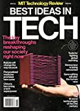 MIT Technology Review Magazine Special Edition (2019) Best Ideas in Tech The Key Breakthroughs Reshaping Our Society Right Now