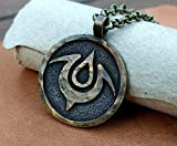 Fire Emblem Awakening Mark of Exalt Naga Pendant Necklace