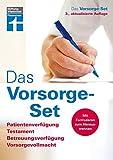 Das Vorsorge-Set: Patientenverfügung, Testament, Betreuungsverfügung, Vorsorgevollmacht I Von Stiftung Warentest
