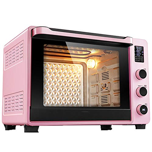 51jv+SIXe6L. SS500  - Oven Built-in Electric Double Oven & timer 1800 W Mini Oven with Adjustable Temperature Control