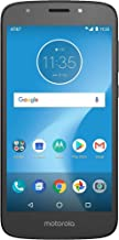 AT&T Moto E5 Play with 16GB Memory Prepaid Cell Phone - Black - Carrier Locked to AT&T
