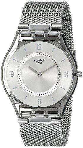 Reloj SWATCH Skin Classic Metal Knit SFM118M Ladies