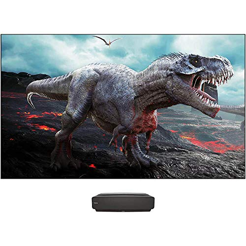 Hisense 100L5F 100 inch 4K UHD Android Smart Laser TV System with HDR