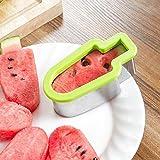 Creativo Popsicle Modello Anguria Affettatrice Melone Frutta Verdura Cutter Utensile Da Cucina Colore Casuale