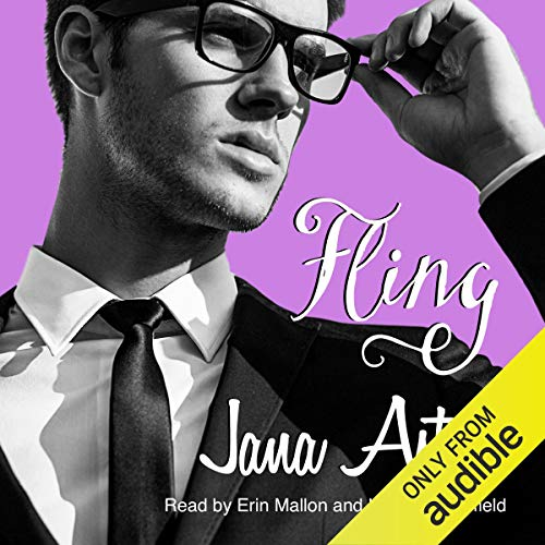Fling audiobook cover art