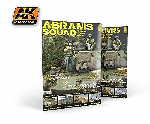 (AKBOOKAS05) - *** Abrams Squad Magazine Issue No. 5