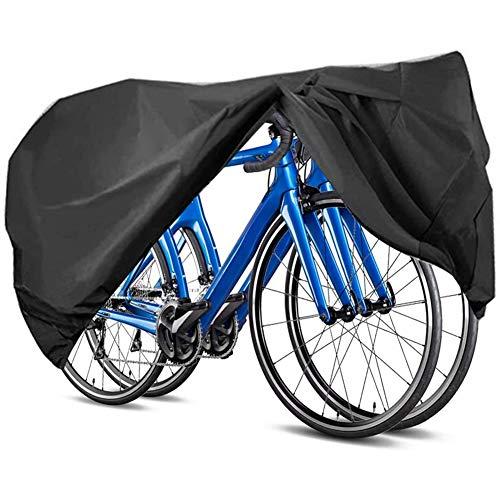 Senmubery Fahrrad Abdeckung für 2 oder...