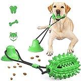 Juguete Molar Multifuncional para Mascotas, Multifunction Pet Molar Bite Toy, Juguete Molar para Perros Hecho de Goma Termoplástica, Limpieza de Dientes con Función de Cuidado Dental para Perro