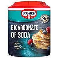 ソーダ浴槽200グラムの重炭酸塩 (Dr Oetker) - Dr Oetker Bicarbonate of Soda Tub 200g