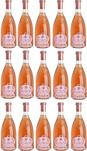 Rosenwein-Rosa-dei-Frati-Riviera-del-Garda-Classico-Doc-2019-Weingut-Ca-dei-Frati-15-Flaschen