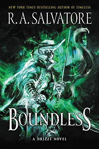 Boundless: A Drizzt Novel (Generations, Band 2)