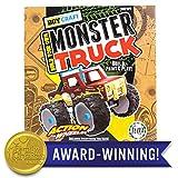 Boy Craft Monster Truck by Horizon Group USA