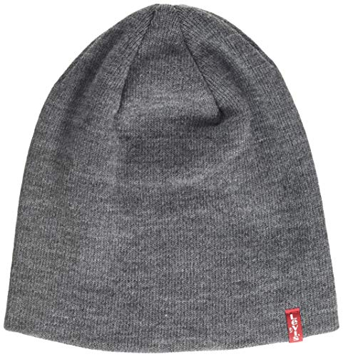 Levi's Otis Cappello, Grigio (Gris (Medium Grey), L/XL Unisex