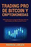 TRADING PRO DE BITCOIN Y CRIPTOMONEDAS: Definiciones, técnicas de gestión del riesgo, bolsas de criptomonedas, indicadores y análisis técnico