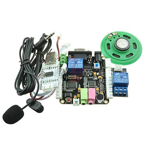 1 Set SP Speech Recognition Voice Module Specific Voice Recognition Voice Control Module for Arduino Raspberry