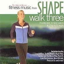Shape Fitness Music: Walk 3 High Energy