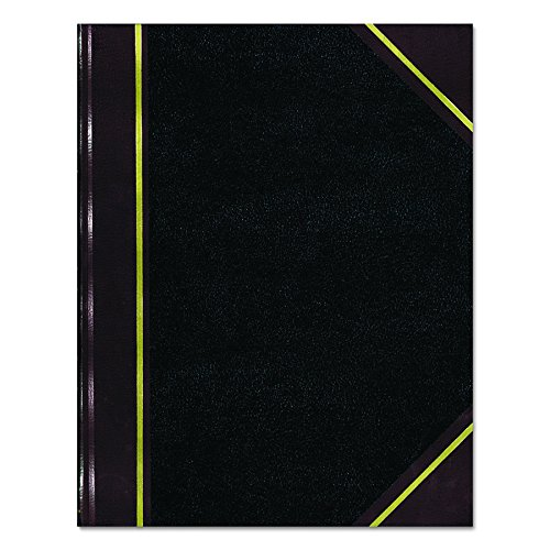 National Texhide Series Record Book, Black, 10
