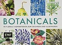 Botanicals: 90 florale Inspirationen zum Zeichnen und Illustrieren