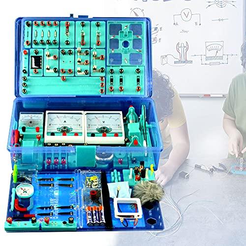 LXX Kit de Circuito Eléctrico de Física Stem Circuito Electrico Escolar para...