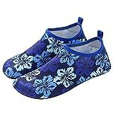 Chaussures de Sport Nautique Adulte extérieure Plage Plongée Chaussures Natation Surf Aviron antidérapante séchage rapide Chaussures en amont peut être facilement plié pour la natation en plein air Be