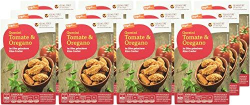 tegut... Quesini Tomate & Oregano, 12er Pack (12 x 85 g)