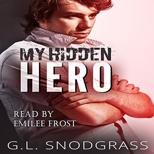 My Hidden Hero audiobook cover art