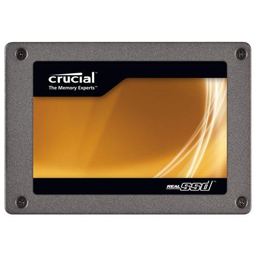 Crucial RealSSD C300 シリーズ 64GB (SATA-3規格準拠 6Gbps対応 RoHS指令対応 34nmプロセスNANDフラッシュ搭載 2.5インチSSD) CTFDDAC064MAG-1G1。