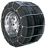 Security Chain Company TA3943 Alloy Radial Heavy Duty Truck Duals Tire Traction Chain - Pack of 1