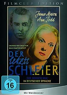 Der letzte Schleier - Limited Edition (1200) - Filmclub Edition # 54