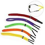 FASOTY 5 Pcs Floating Foam Glasses Strap Eyeglass Chain Eyewear Retainer...