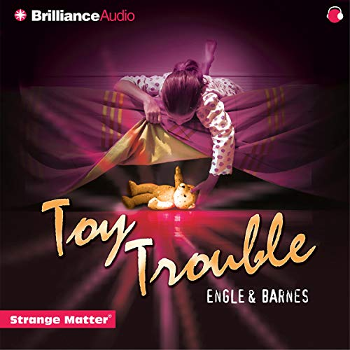 Toy Trouble audiobook cover art