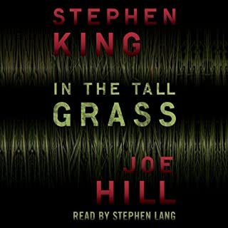 In the Tall Grass cover art