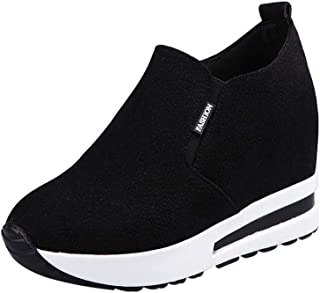 Sunday Sneakers voor dames, gymschoenen, vrijetijdsschoenen, vrouwen, mode, sport, hardlopen, wandelen, dikke bodem, outdo...