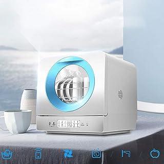 CuiCui Lavavajillas Doméstico Completamente Automático, Esterilización De Escritorio, Desinfección, Secado, Lavavajillas Inteligente