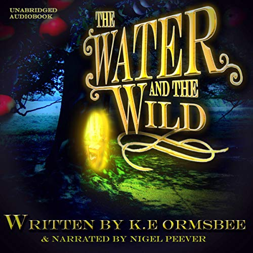 The Water and the Wild audiobook cover art