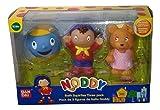 Noddy - Pack 3 Figuras de Baño (Varios Modelos)