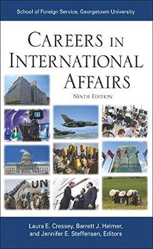 Careers In International Affairs