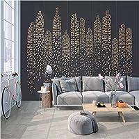 写真の壁紙3D立体空間カスタム大規模な壁紙の壁紙 三次元都市の壁の装飾リビングルームの寝室の壁紙の壁の壁画の壁紙テレビのソファの背景家の装飾壁画-200X140cm
