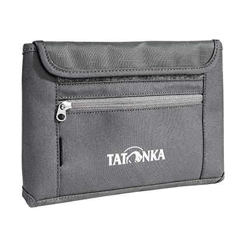 Tatonka Travel Wallet Portefeuille Gris Titane 21 x 13,5 x 2 cm