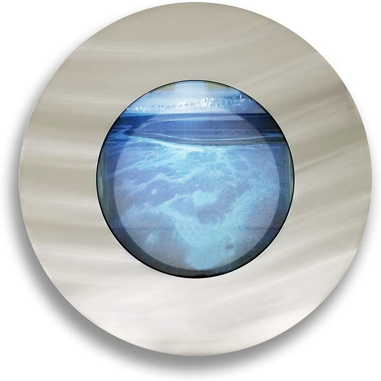 Aussie Aquariums 2.0 Wall Mounted Aquarium  Porthole
