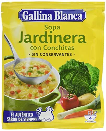 Gallina Blanca - Sopa Jardinera