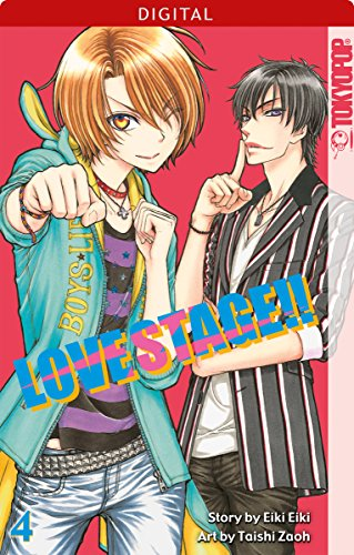 Love Stage!! 04 (German Edition)